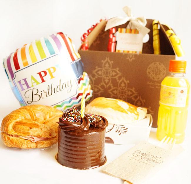 Snack de Cumpleaños